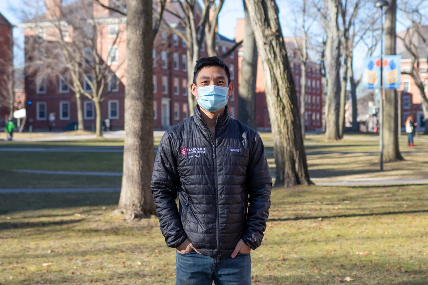 Peter M. Choi is a first-year student in the Masters of Bioethics program at Harvard Medical School and a volunteer at Brigham.