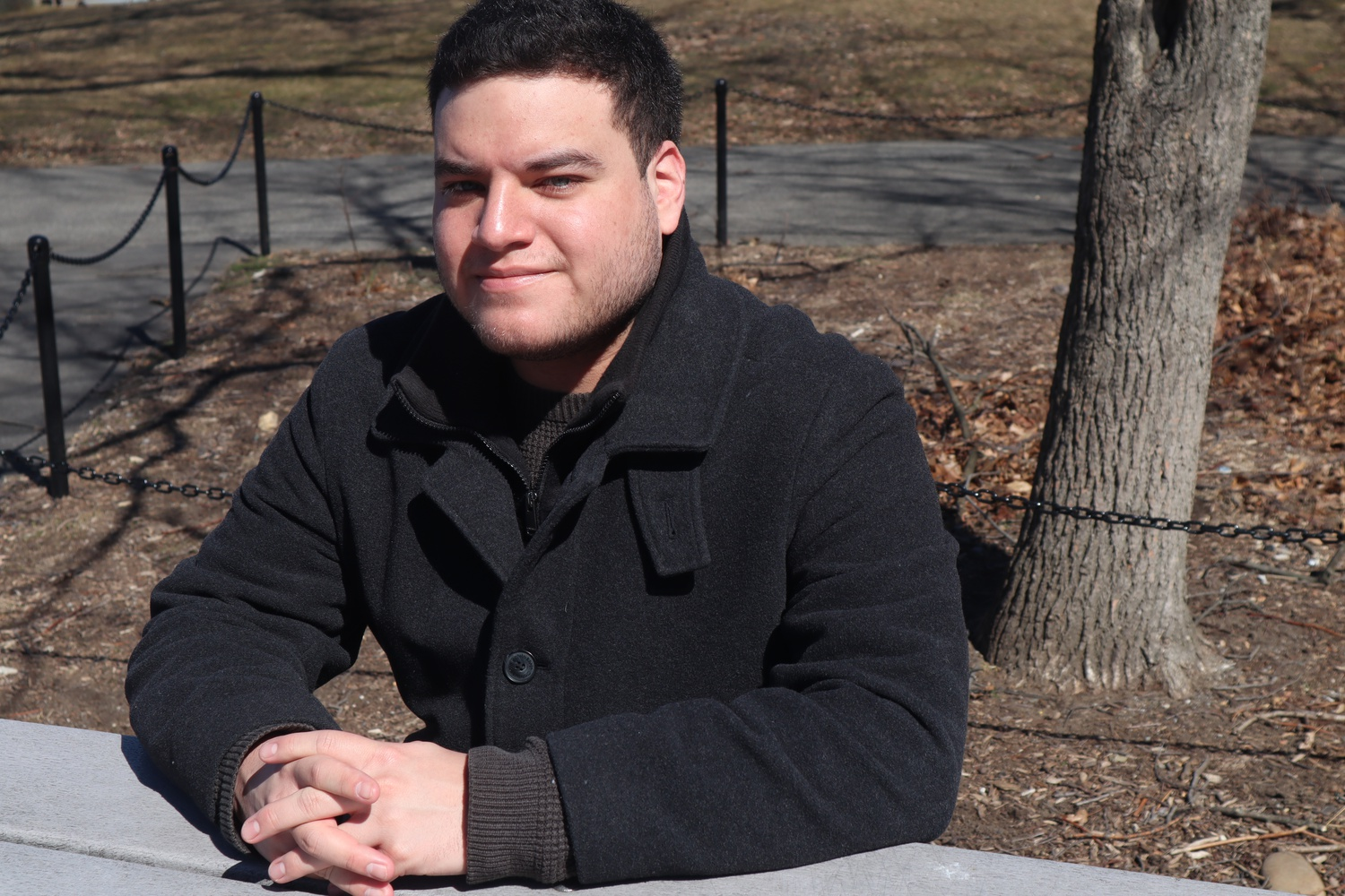 Brandon J. Mancilla is a fourth-year Ph.D. student in History.
