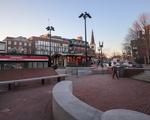 Harvard Square T Stop