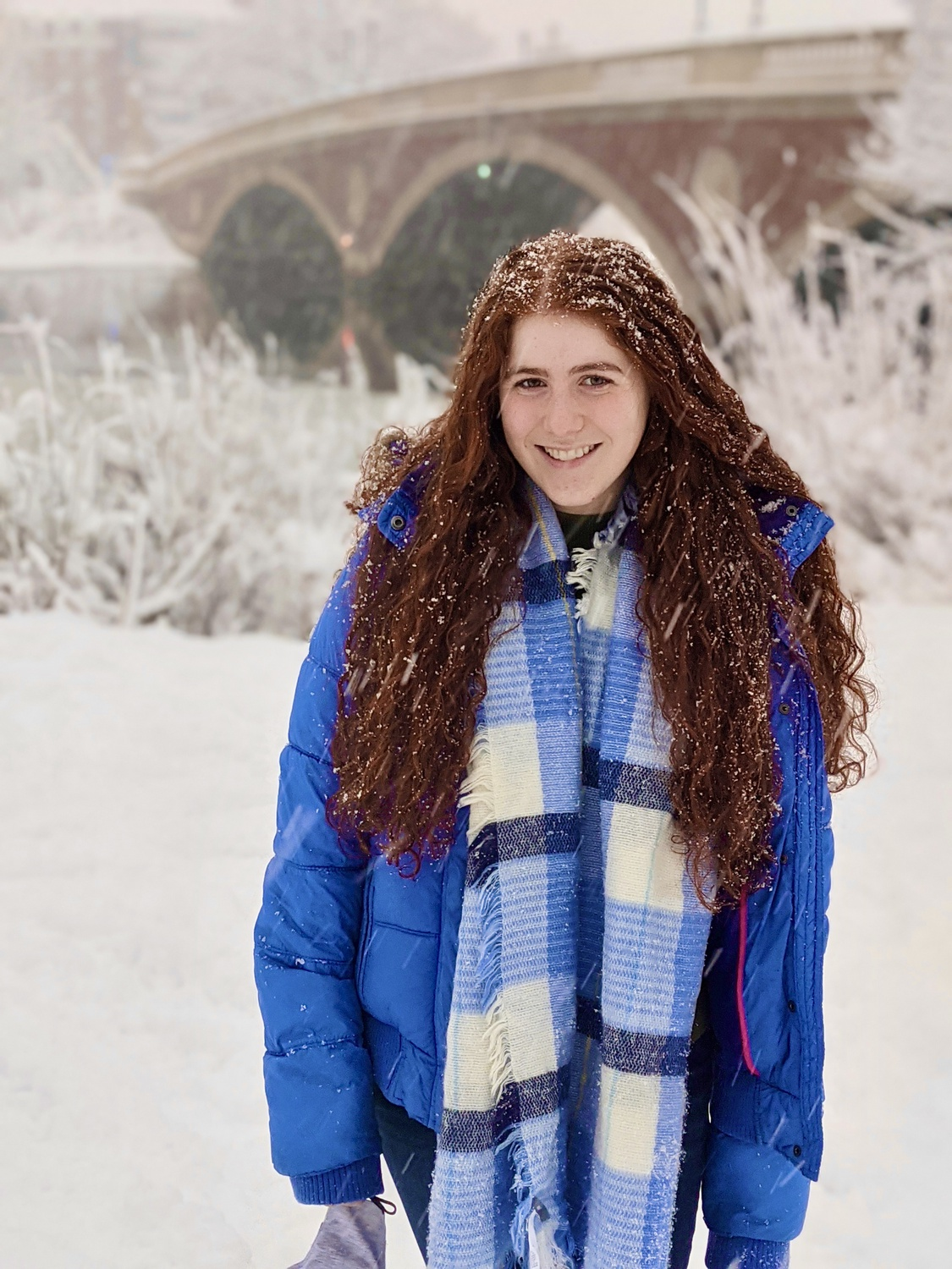 Julia A. Losner '21 is a pre-med student who is applying for M.D.-Ph.D programs.