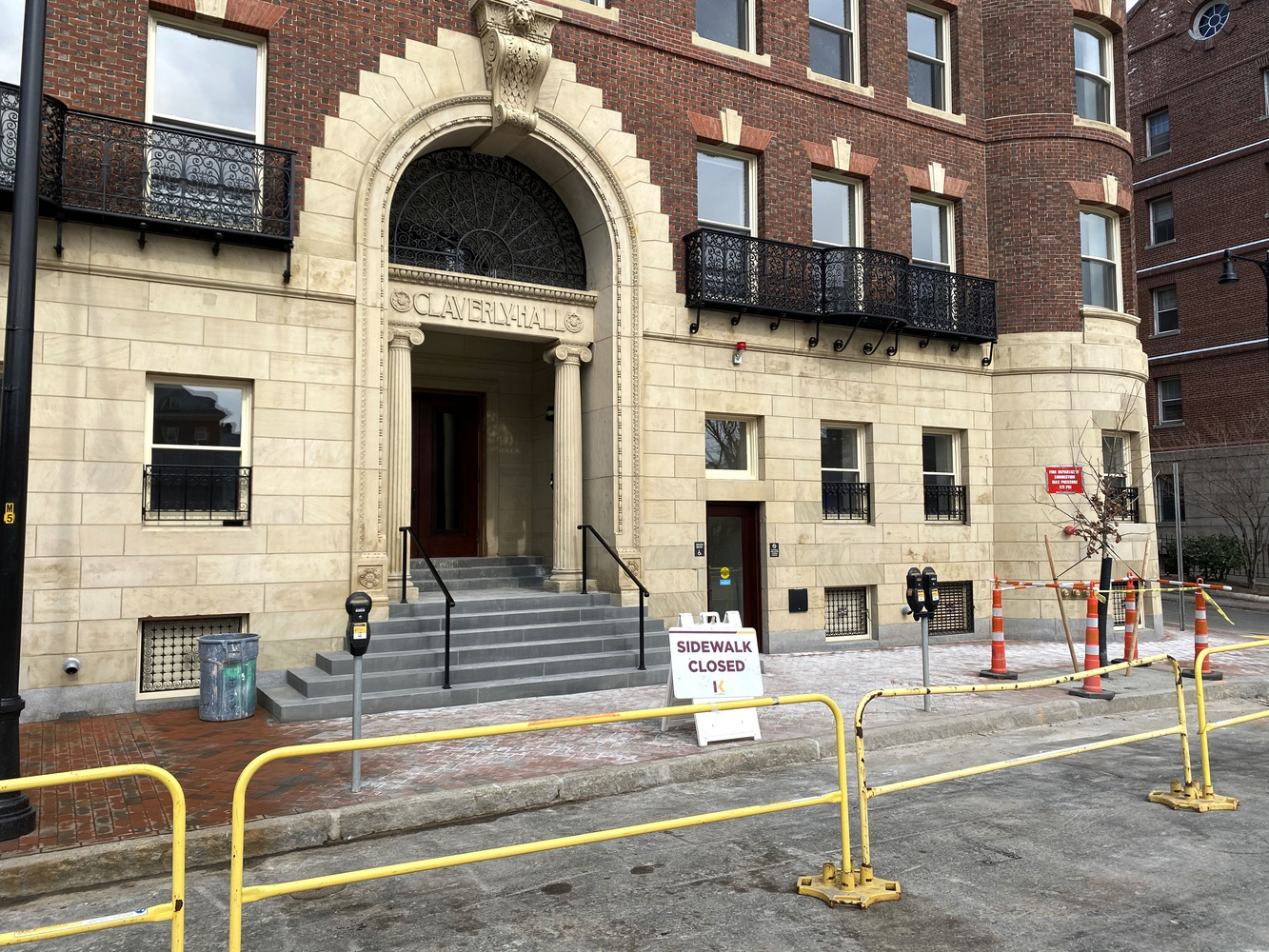 Harvard completed the first phase of its Adams House Renewal Project — renovations to Claverly Hall — earlier this month. Though the exterior of Claverly remains the same, the interior has seen a significant overhaul.