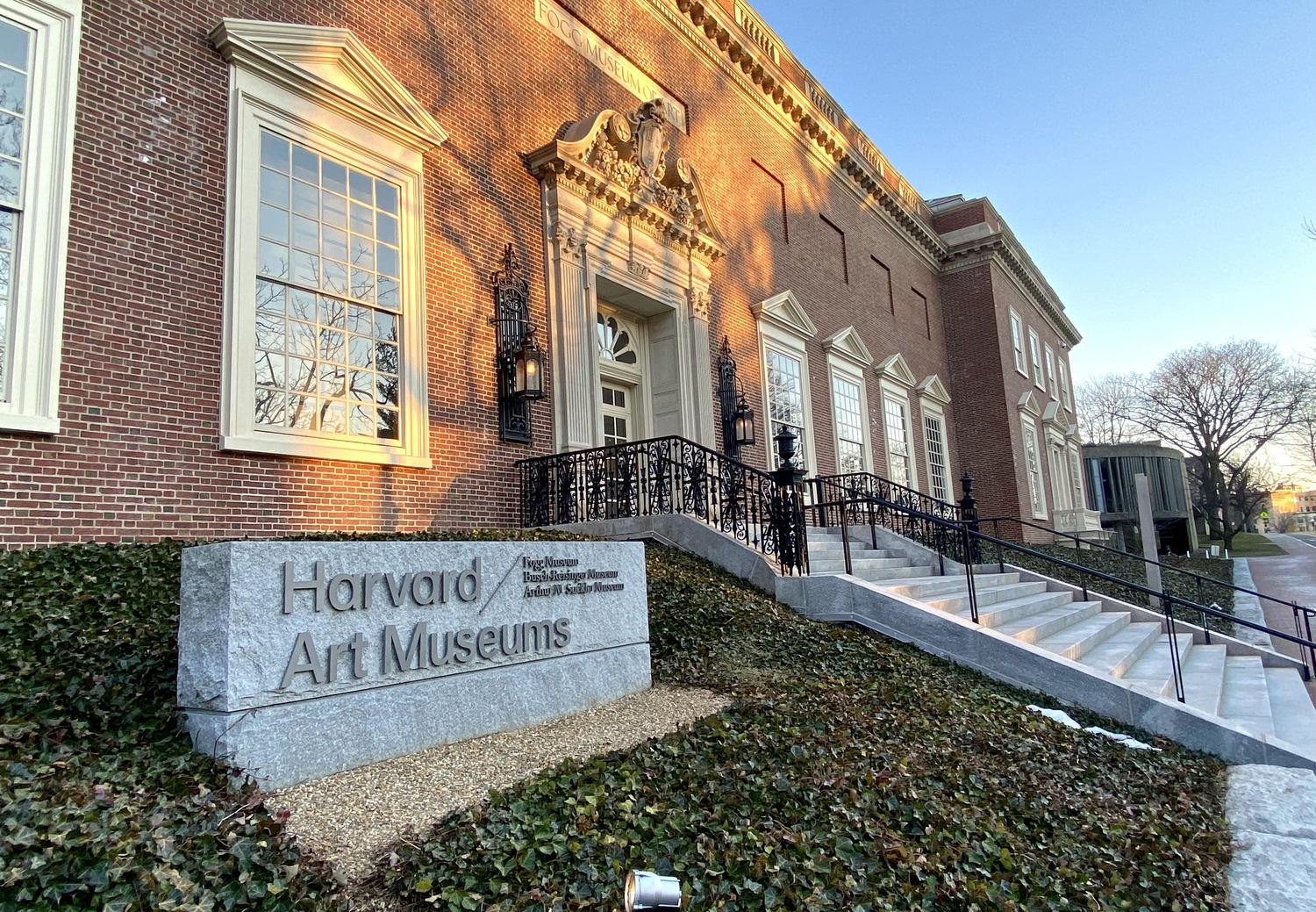 The Harvard Art Museums reopened in early September after shuttering in March 2020 due to Covid-19.