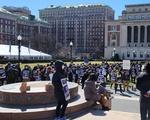 Columbia Grad Union Strike