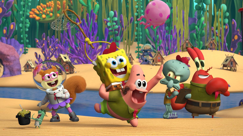 """""""Kamp Koral: Spongebob's Under Years."""""""