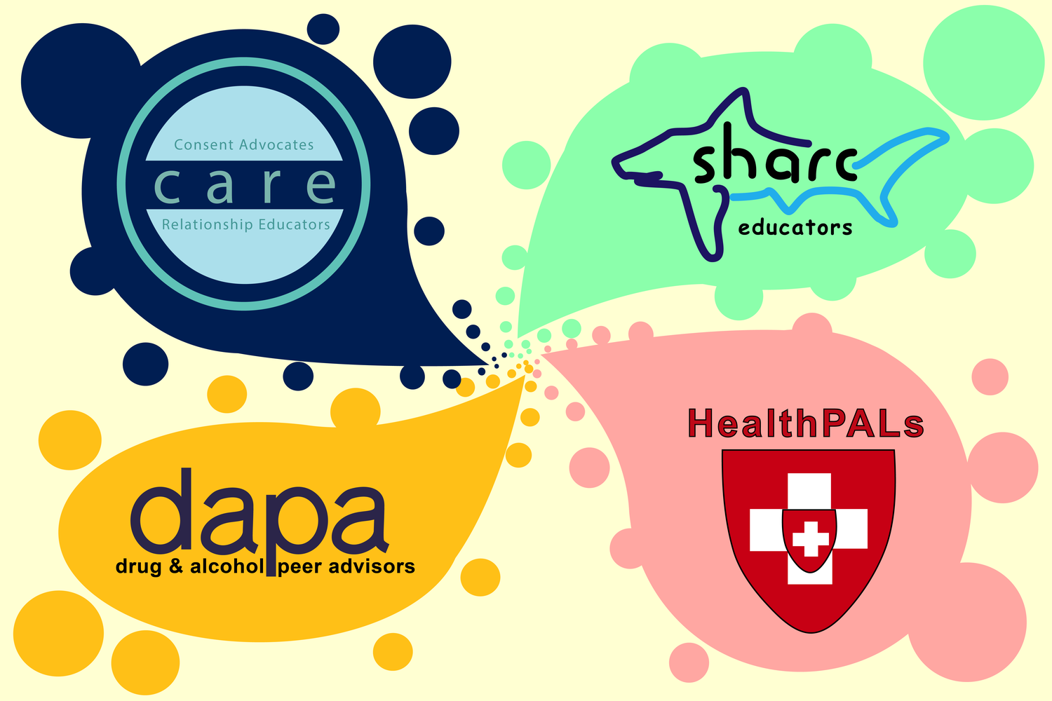 Harvard University Health Services plans to merge four former peer health education groups into one program, Wellness Educators, that will launch in fall 2021.