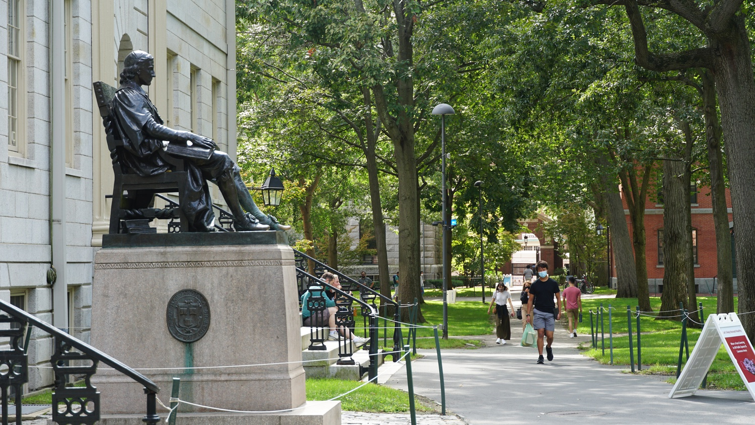 All Harvard College students are expected to be able to live and learn on campus in Fall 2021, FAS Dean Claudine Gay announced Monday.