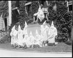 Harvard Klansmen in 1924
