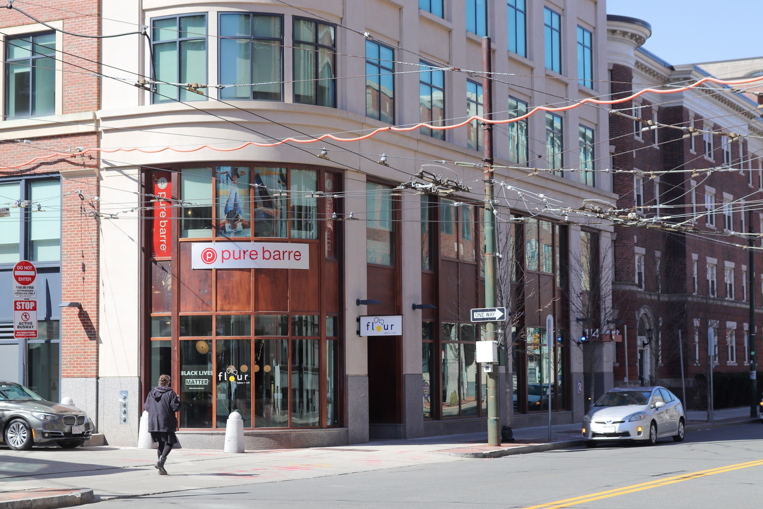 Harvard's Global Support Services office is located at 114 Mount Auburn St. Some Harvard workers living abroad have turned to the office after facing significant issues with a third-party payroll system the University shifted them to in January.