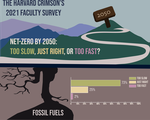 Faculty Survey Divest Graphic