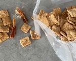 Cinnamon Toast Crunch Shrimp Tails