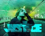 """""""Justice"""" album cover"""