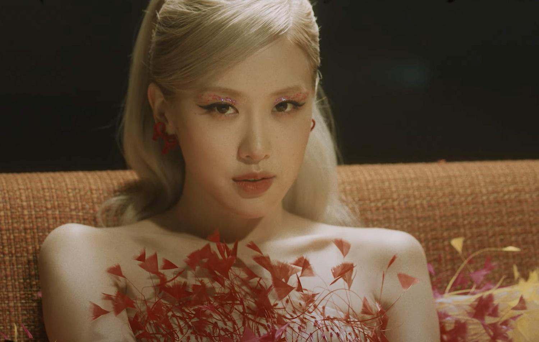 BLACKPINK's Rosé released her music video for 'Gone' on April 4.