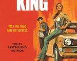 """Cover Art for """"Later"""" by Stephen King"""