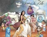 """""""Sueños de Dalí"""" Cover Art"""