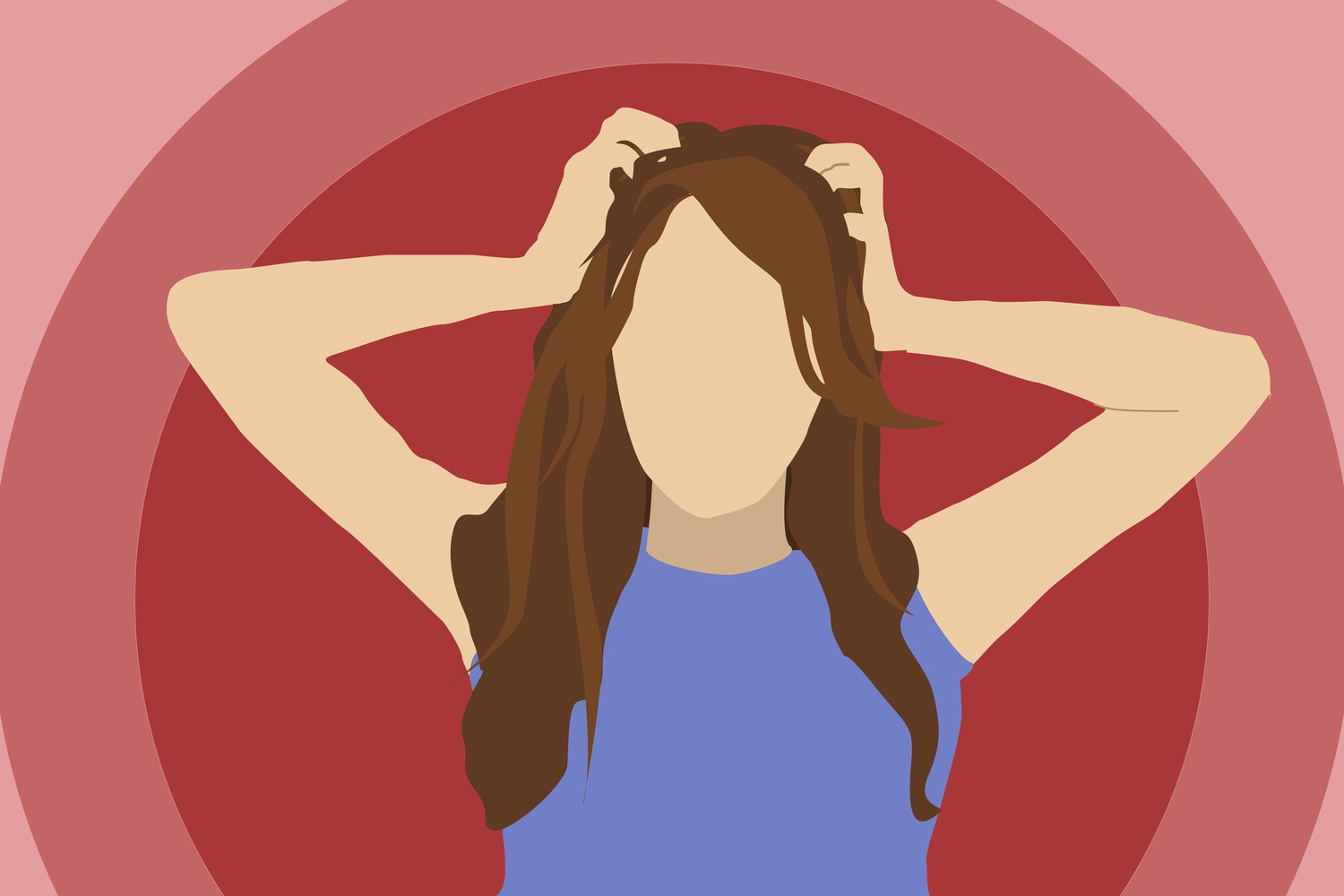 An international team led by Harvard researchers have identified the mechanism through which chronic stress may lead to hair loss.