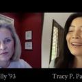 Crimson Connections: Mary Louise Kelly '93 and Tracy P. Palandjian '93