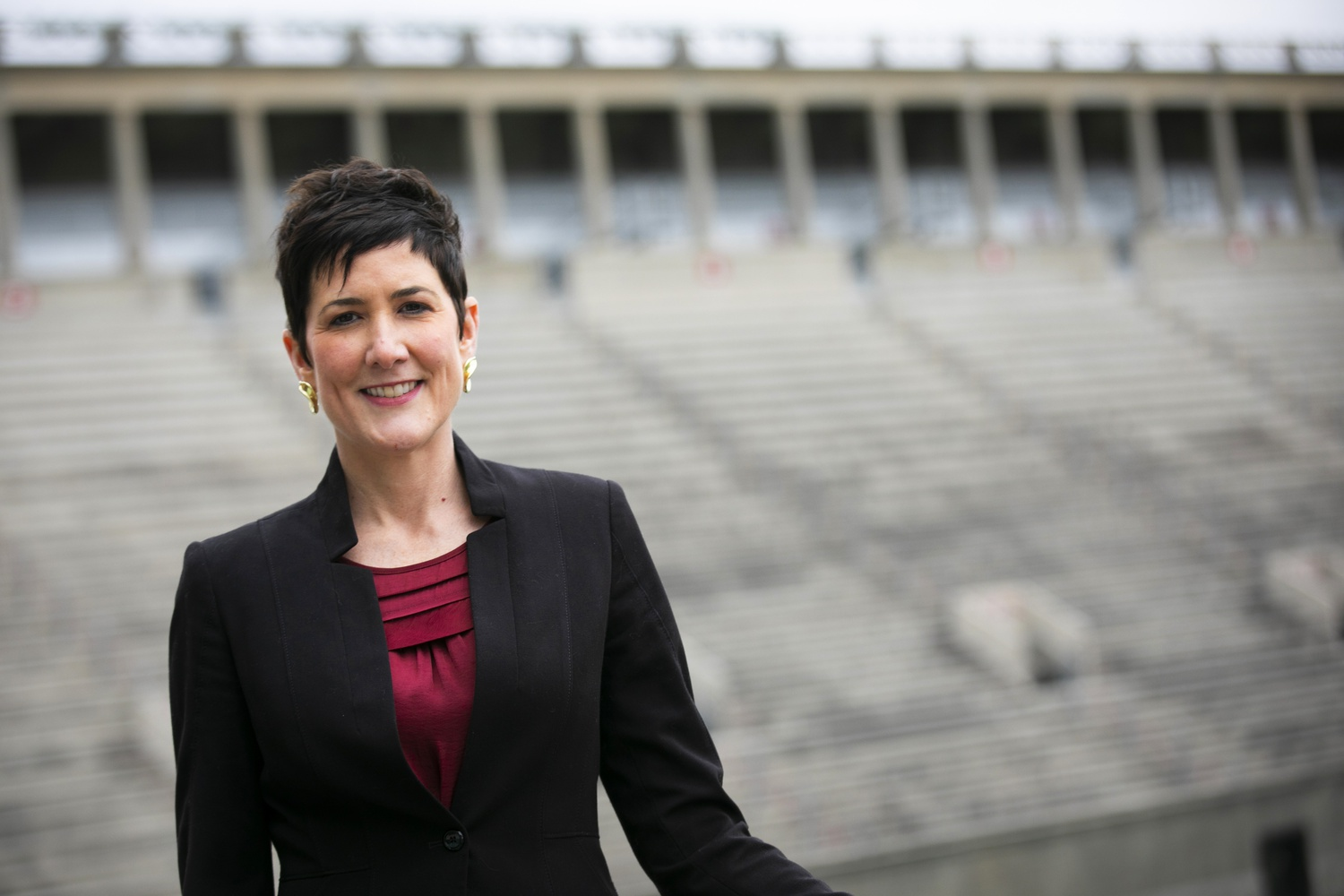Harvard Athletics Director Erin McDermott said Thursday that the NCAA's new name, image, and likeness rules help to equalize student athletes and all other students at the College.