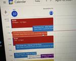 GTV Alexandria's schedule