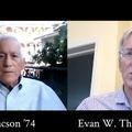 Crimson Connections: Walter Isaacson '74 and Evan W. Thomas III '73