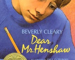 """Cover Art for """"Dear Mr. Henshaw"""" by Beverly Cleary."""