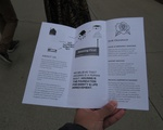 Project Right to Housing pamphlet