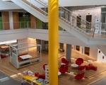 Seas Atrium First Floor