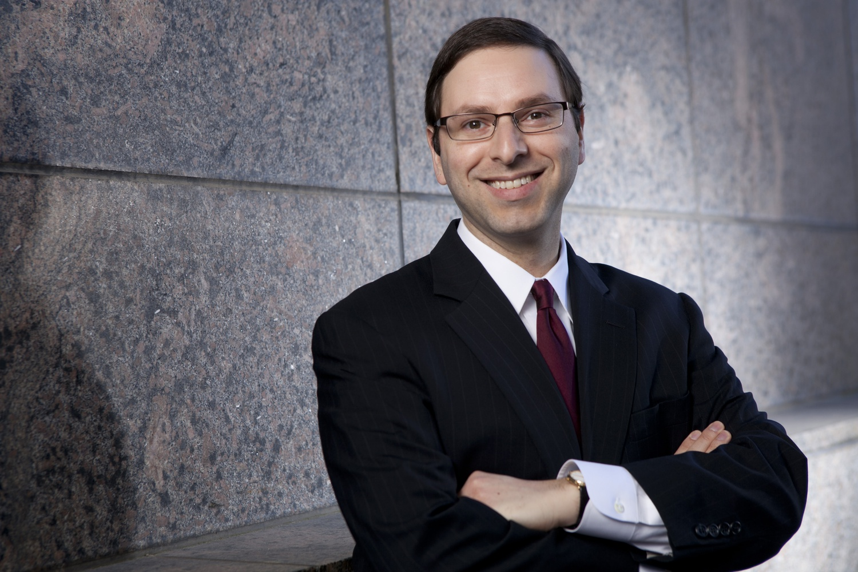 The Law School selected legal scholar Stephen E. Sachs '02 as the school's inaugural Antonin Scalia Professor of Law.
