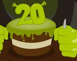 Shrek 20th Anniversary