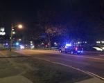 Memorial Drive Car Crash