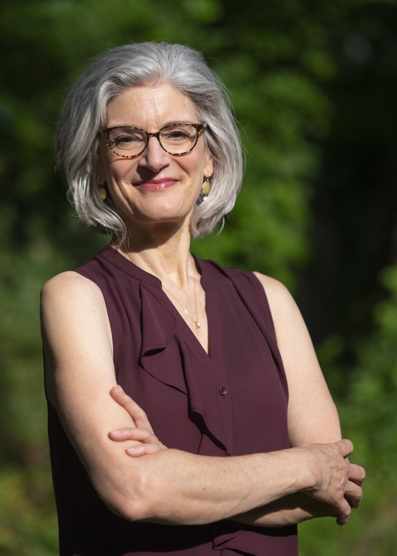 Sarah L. Kaufman; photo by Asa Rogers.