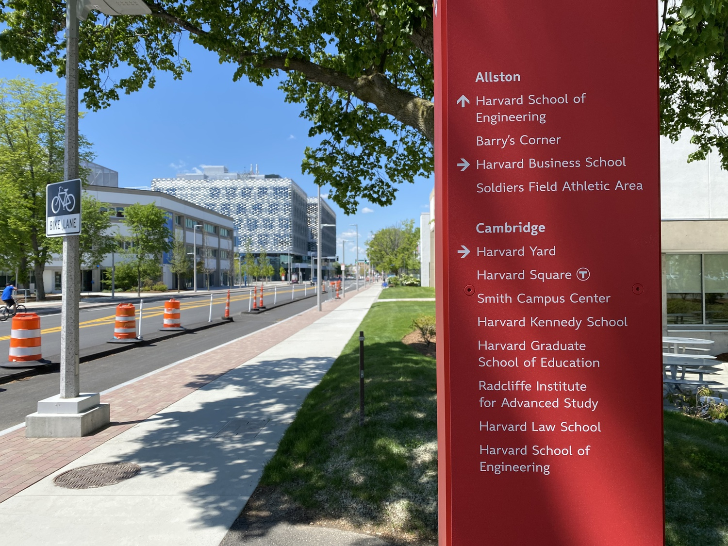 As the Boston Planning and Development Agency proceeds with its review of Harvard's proposed Enterprise Research Campus, developers, University representatives, and Allston residents met virtually Tuesday to discuss plans to improve local transportation.