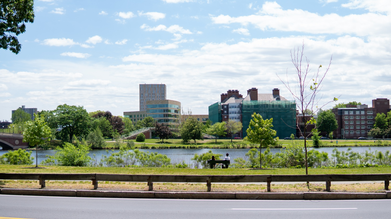 At a meeting Monday, environmental advocates discussed the effects of Harvard's development in Allston on the environment.