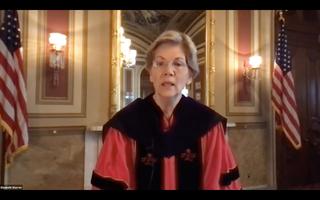 Elizabeth Warren HLS Class Day 2021