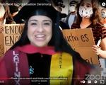 Leslie Jimenez First Gen/Next Gen Graduation Ceremony