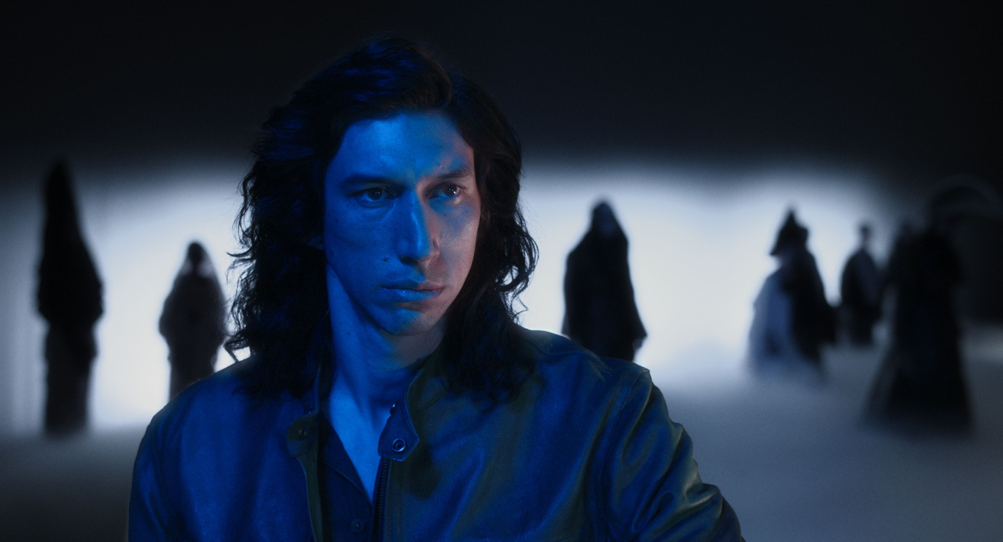 """Adam Driver as Henry McHenry in Leos Carax's """"Annette."""""""