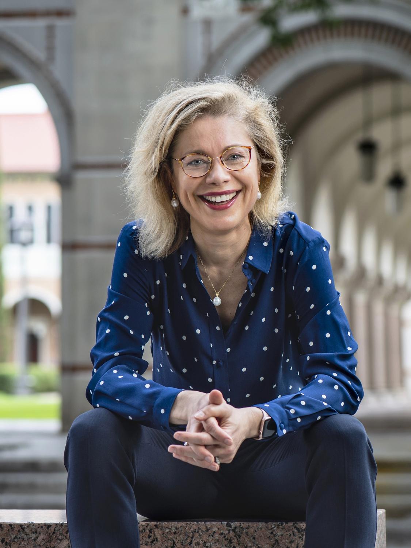 Klara Jelinkova will begin her role as Harvard's chief information officer on Sept. 13.