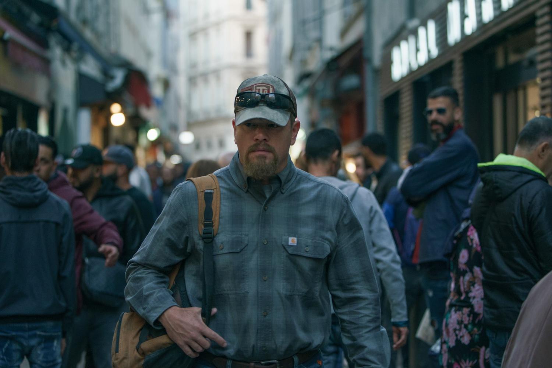 "Matt Damon in Tom McCarthy's ""Stillwater."""
