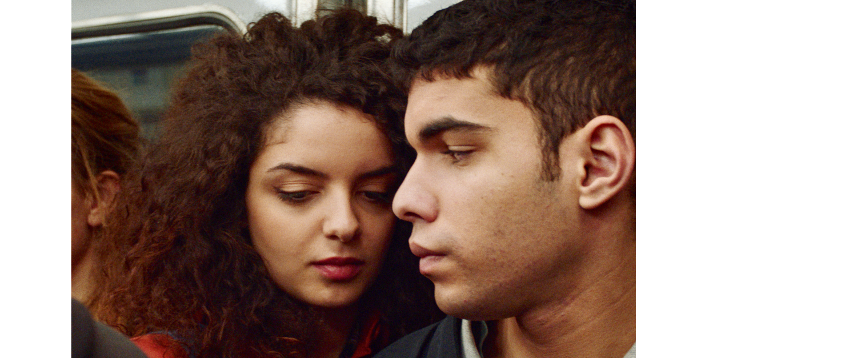"""Zbeida Belhajamorin and Sami Outalbali Leyla Bouzid's """"Une Histoire d'Amour et de Désir"""""""