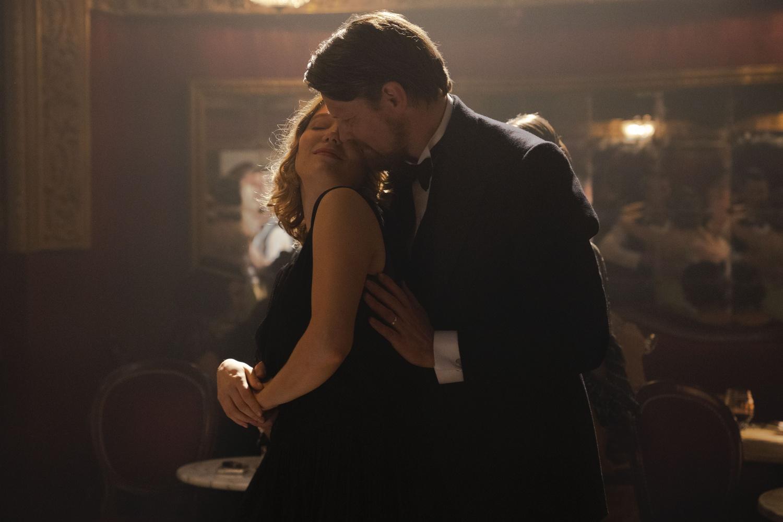 """Jakob Störr (Gijs Naber) and Lizzy (Léa Seydoux) in """"The Story of My Wife"""""""