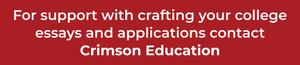 Crimson Education Button