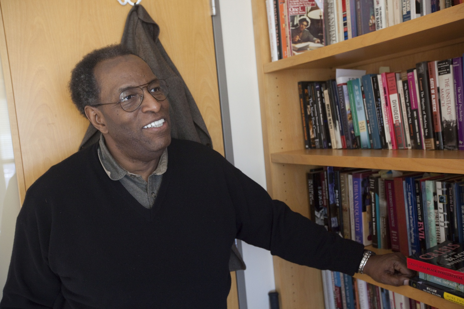James H. Sidanius began teaching at Harvard in 2006 and ran a lab studying the social psychology of ethno-racial hierarchies, prejudice, and identity.