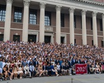 Class of 2025 Convocation Steps