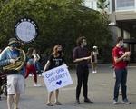 HGSU Rally Musician