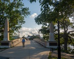 Weather Weeks Bridge