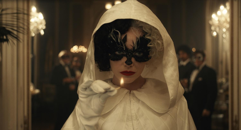"""Emma Stone stars as Cruella in """"Cruella."""""""