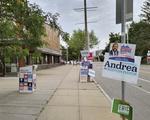 Boston Preliminary Elections Ballot Drop Off