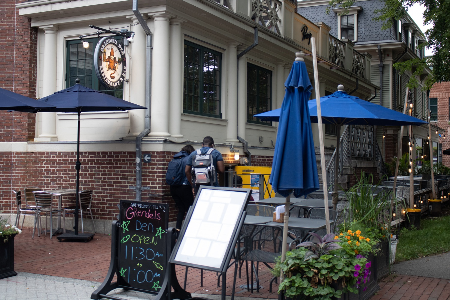 A 1982 Supreme Court decision involving Harvard Square restaurant Grendel's Den could serve as legal precedent to overturn Texas's recent law banning most abortions.