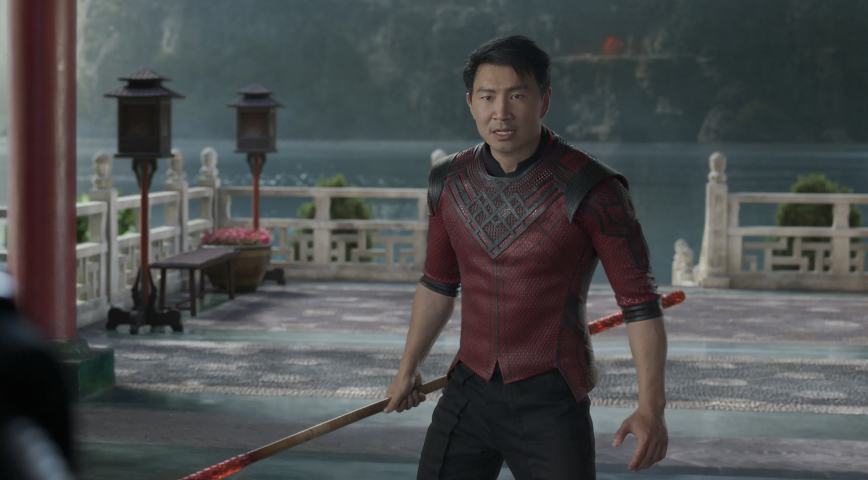 "Simu Liu stars as the titular superhero in ""Shang-Chi and the Legend of the Ten Rings"" (2021), directed by Destin Daniel Cretton."
