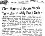 Muddy Pond University Action