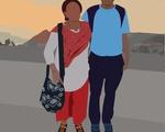 Maya S. Bhagat Parents Illustration